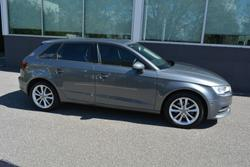 2015 Audi A3 Attraction 8V MY15 Monsoon Grey