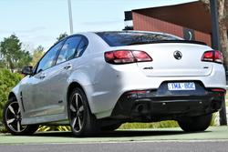 2016 Holden Commodore SV6 Black VF Series II MY16 Nitrate