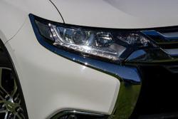 2015 Mitsubishi Outlander LS ZJ MY14.5 White