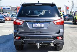 2018 Isuzu MU-X LS-T MY18 4X4 Dual Range Grey