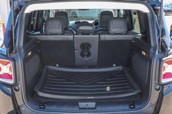 2015 Jeep Renegade Limited BU MY15 Black