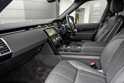 2017 Land Rover Discovery SD4 SE Series 5 MY18 4X4 Dual Range White