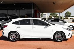 2021 Kia Cerato GT BD MY22 White
