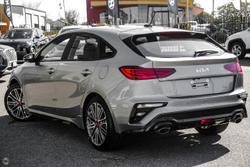 2021 Kia Cerato GT BD MY22 Grey