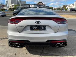 2021 Kia Stinger GT CK MY21 Silver