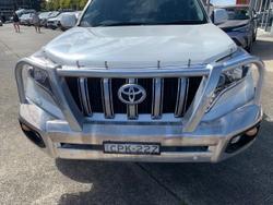2013 Toyota Landcruiser Prado VX KDJ150R 4X4 Constant