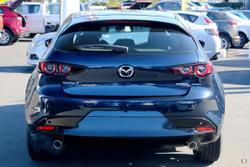 2021 Mazda 3 G20 Pure BP Series Blue