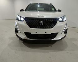 2021 Peugeot 2008 GT Sport P24 MY21 Pearl White