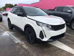 2021 Peugeot 3008 GT Sport P84 MY21 Pearl White