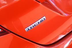 2014 Ford Fiesta Trend WZ Orange