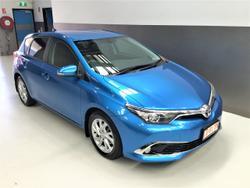 2016 Toyota Corolla Ascent Sport ZRE182R Blue