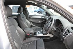 2015 Audi Q5 TDI 8R MY15 Four Wheel Drive Silver