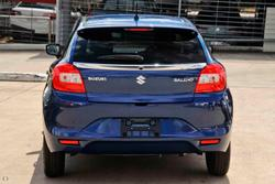 2021 Suzuki Baleno GL EW Series II Stargaze Blue