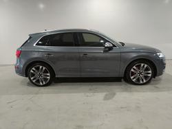 2018 Audi SQ5 FY MY18 Four Wheel Drive Grey