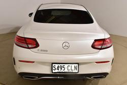 2019 Mercedes-Benz C-Class C200 C205 White