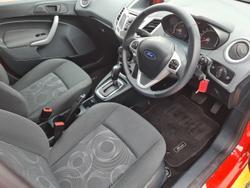 2011 Ford Fiesta LX WT True Red