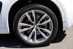 2018 BMW X6 xDrive30d F16 4X4 Constant White