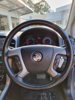2011 Holden Captiva 7 LX CG Series II AWD Grey