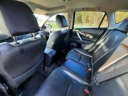 2012 Mazda 3 SP25 BL Series 2 Black