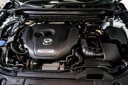 2021 Mazda CX-5 Akera KF Series AWD Sonic Silver