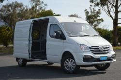 2020 LDV V80 Blanc White