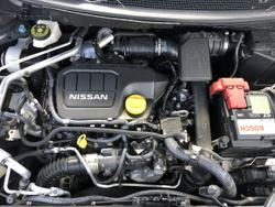 2015 Nissan QASHQAI TS J11 Purple