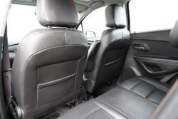 2018 Holden Trax LTZ TJ MY18 Son of a Gun Grey