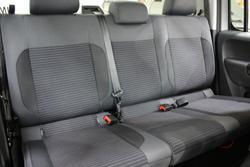 2014 Volkswagen Amarok TDI420 Highline 2H MY15 4X4 Constant Reflex Silver