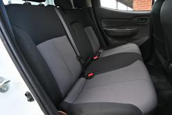 2016 Mitsubishi Triton GLX MQ MY17 White