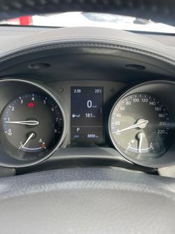 2020 Toyota C-HR NGX10R Blue