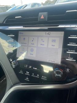 2020 Toyota Camry SX ASV70R Silver