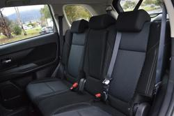 2019 Mitsubishi Outlander ES ZL MY20 AWD Sterling Silver