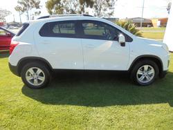 2016 Holden Trax LS TJ MY16 Summit White