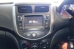 2016 Hyundai Accent Active RB4 MY16 White