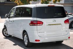 2021 LDV G10 SV7A Blanc White