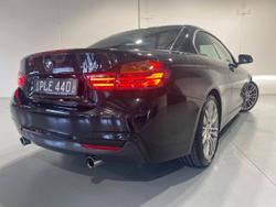 2016 BMW 4 Series 440i F33 Black