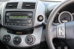 2007 Toyota RAV4 CV ACA33R 4X4 On Demand Blue