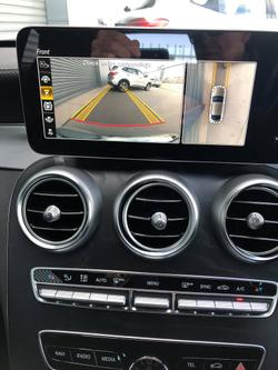 2020 Mercedes-Benz C-Class C200 C205 Selenite Grey