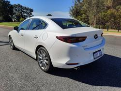 2020 Mazda 3 G25 Evolve BP Series Snowflake White Pearl