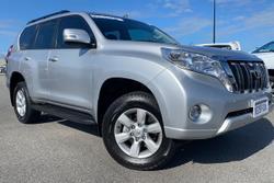Toyota Landcruiser Prado