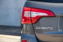 2014 Kia Sorento Platinum XM MY14 4X4 On Demand Glittering Metal