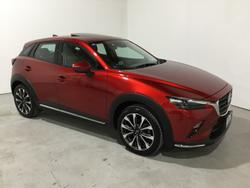 2019 Mazda CX-3 Akari DK Soul Red Crystal