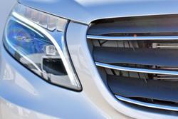2021 Mercedes-Benz Vito 119CDI 447 Brilliant Silver