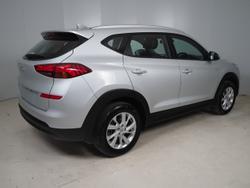 2019 Hyundai Tucson Active TL4 MY20 Silver