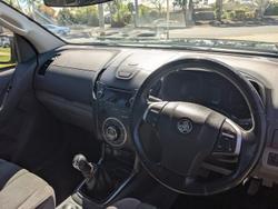 2012 Holden Colorado LTZ RG MY13 4X4 Dual Range Blue Mountain