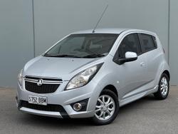 Holden Barina Spark