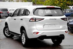 2021 Isuzu MU-X LS-M MY21 White
