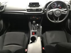 2017 Mazda 3 Neo BN Series Silver