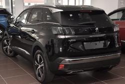 2021 Peugeot 3008 GT P84 MY21 Black