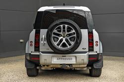 2020 Land Rover Defender 110 D300 SE L663 MY21 AWD Hakuba Silver
